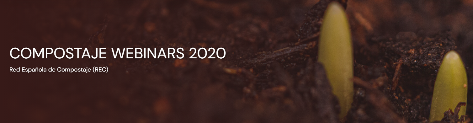 COMPOSTAJE WEBINARS 2020(noviembre de 2020)